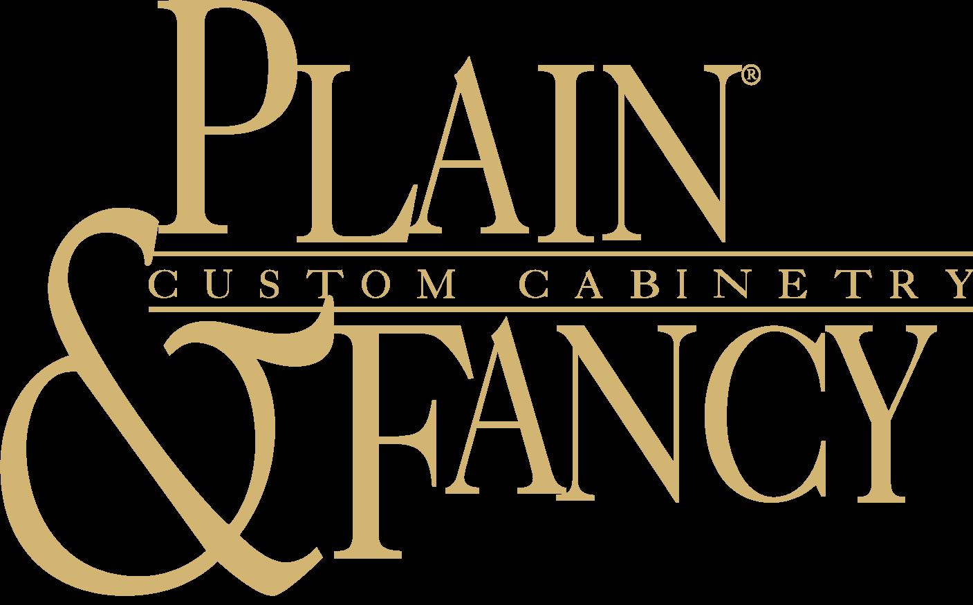 Plain & Fancy Cabinetry